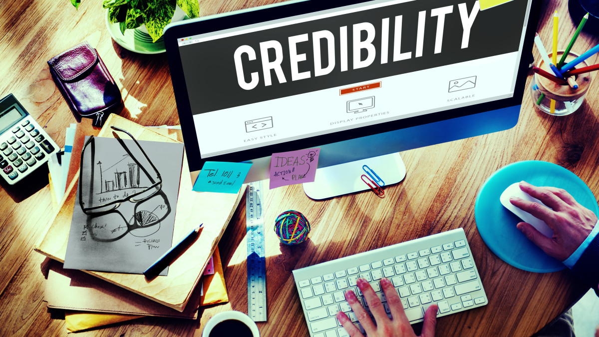 Boost Your Website's Credibility